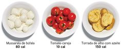 Não transforme sua salada em uma bomba calórica