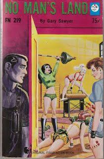 Vintage Sleaze: Eric Stanton vintage sleaze paperback covers c. 1965