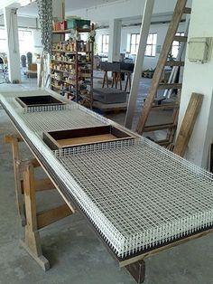Küche mit textilbewehrter Betonarbeitsplatte - Beton.org -  - #OutdoorKuche