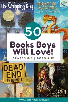 Searching for books for boys? Don't miss this post which features the best chapter book for boys including adventure, survival, and more! Books For Boys, Childrens Books, Kids Chapter Books, Summer Reading Lists, Kids Reading, Homeschool Books, Homeschooling, Book Suggestions, Book Recommendations
