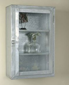 Metal Wall Cabinets glass wall cabinets, assortednordal | walls, shabby and dining