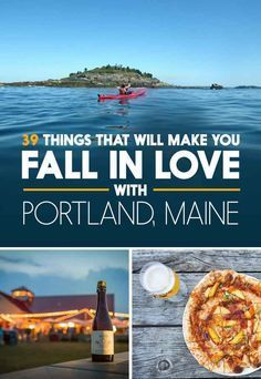 39 Amazing Things That Will Make You Fall In Love With Portland, Maine #TravelDestinationsUsaFall