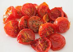 #Pomodori #confit #ricetta facile con aceto balsamico