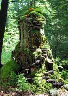 Stunning Fairy Garden Miniatures Project Ideas 2