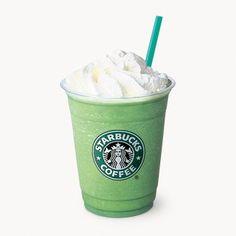 抹茶 クリーム フラペチーノ® ... Love the Green Tea Frap ... But the Mango Passion Fruit Smoothie is to die for!!! Only in Japan at this time according to SB, but I have managed to create a a pretty good knockoff of this all time fav from Starbucks Japan.