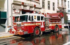 ◆FDNY Engine 6 ~ 1994 Seagrave 1000/500 Pumper◆