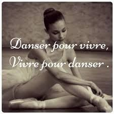 Image result for danse citation