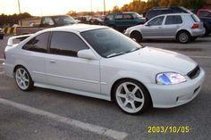 99' Civic 1999 Honda Civic, Subaru, Nissan, Heart, Cars, Hearts