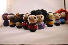 Star Trek TNG Crochet
