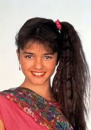 Image result for 1980s crimped hair