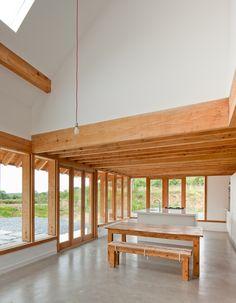 Venn Farm Extension - Feilden Fowles Architects