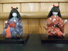 和紙人形    gakusyusenter.eshizuoka.jp Wooden Spools, Japanese Paper, Washi, Elf On The Shelf, Paper Dolls, Making Out, Culture, Holiday Decor, Home Decor