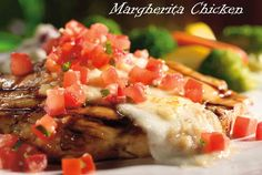 MARGHERITA CHICKEN  Applebee's Margherita Chicken Copycat Recipe