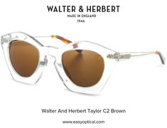 Walter and Herbert Taylor Tortoise Shell Sunglasses, England, Brown, Style, Swag, Brown Colors, English, British, United Kingdom