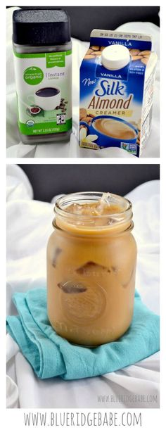 The healthy instant iced coffee hack that will change your life! (hint: no brewing required!)