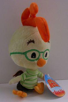 Chicken Little Plush Doll