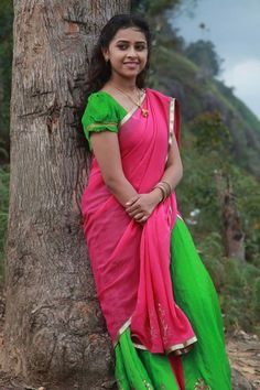 Sri Divya in Vellakkara Durai Movie