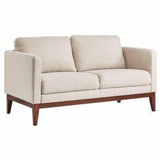 Dream Home Design, House Design, Living Room Furniture, Furniture Sets, Outdoor Sofa, Outdoor Furniture, Box Cushion, Wood Dust, Love Seat