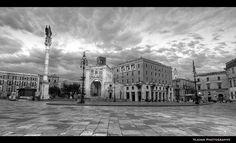 Piazza S. Oronzo - Lecce