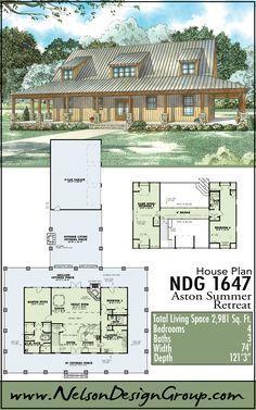 #houses #homes #houseplans #homeplans #cabin #FrontPorch #wraparound #lakelife #farmhouse #dreamhouse