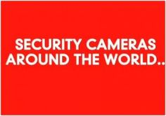 Coca Cola Commercial Video From Security Cameras