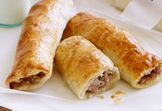 Easiest Sausage rolls - Real Recipes from Mums
