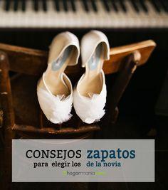 Consejos para elegir los zapatos de la novia. #hogarmania #bodas #zapatos #novia Ballet Dance, Ballet Shoes, Dance Shoes, Slippers, Wedding, Ideas, Fashion, Bride Shoes, Over Knee Socks