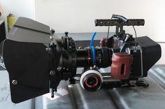 @movcam #bmcc (Blackmagic Cinema Camera) cage @Cinescopophilia
