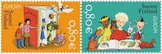 Finland - Europa 2010 Children's books stamp