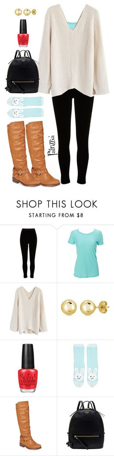 Patrizzia25.12.2017a by patrizzia on Polyvore featuring moda, Chicwish, Simplex Apparel, River Island, New Directions, XOXO, Radley, BERRICLE, OPI and patrizziapolyvore