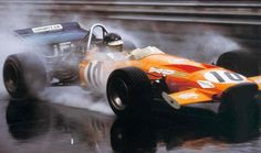 Peter Gethin - Monaco 1971
