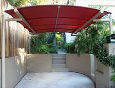 Doppel carport designs from Germany; Carolina carports from the US; metal carports for sale online and kits that can be easily installed, including prefab Curved Pergola, Pergola Attached To House, Covered Pergola, Pergola Shade, Pergola Plans, Diy Pergola, Gazebo, Pergola Kits, Outdoor Pergola