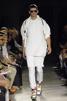 Raf Simons Spring 2008 Menswear Collection Photos - Vogue