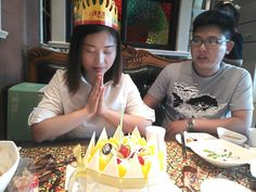 It's birthday of my sister