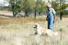 """Getting old happens, but you can still have lots of fun!  Check out this article about """"Geriatric"""" Hunt game handlers."""