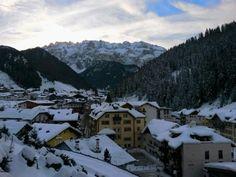 Sëlva / Wolkenstein / Selva di Val Gardena em Bolzano, Trentino - Alto Adige
