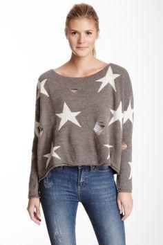 Star Sweater - If I wear it, I am a star!