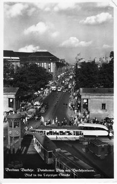 Berlin 1937 #vintage #berlin #historisch