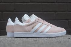 VAPPNK/WHITE/GOLDMT adidas gazelle - Google Search