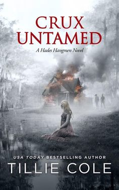 CRUX UNTAMED (HADES HANGMEN #6) is an emotionally-charged, heartbreaking MFM (menage a trois) dark romance novel. Release date and synopsis to be revealed at a later date. CRUX UNTAMED CANNOT be read as a standalone novel. All of the previous books in the series MUST be read first. Cover design: Alisha at Damonza #CruxUntamed #HadesHangmen #Book6 #HangmenHarem #ElysiasBook #ElysiaCowboyAndHush #CoverReveal #DarkRomance #DRR #ComingSoon #GetReadyForTears #TillieColeBooks