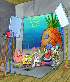 I love spongebob its the best show ever its one of those shows that you really like it or you really hate it I love it though <3
