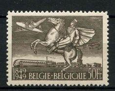 Afbeeldingsresultaat voor postage stamps trees België