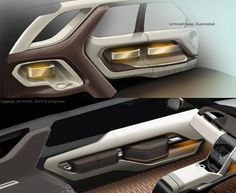 Gashetka | Transportation Design | 2014 | Land Rover Discovery Vision Concept |...