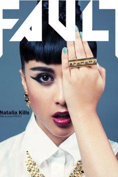 Natalia Kills swag