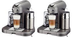 Remportez une cafetière Nespresso Gran Maestria !