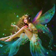 Princess Flower Fairy