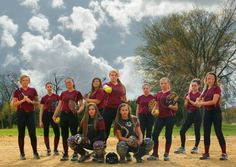 Softball team picture!