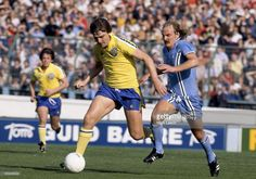 September 1978 English Football League Division One Coventry City v Leeds United Ray Hankin of...
