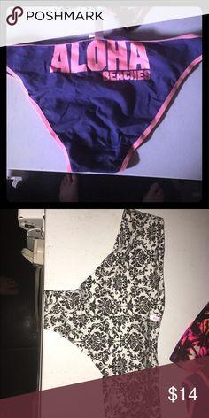 VS PINK UNDIE BUNDLE🎀🎀 Super cute! Bought from online so no tag never worn! PINK Victoria's Secret Intimates & Sleepwear Panties