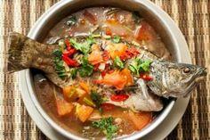 Resepi Ikan Stim Taucu